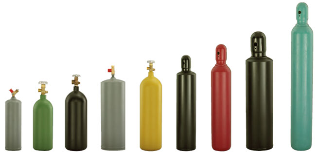 Linden Welding & Safety Supply, Co. Cylinders